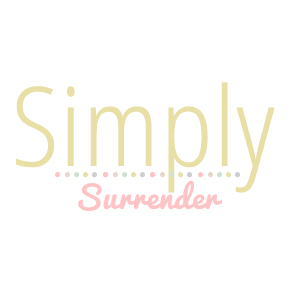 Simply Surrender logo
